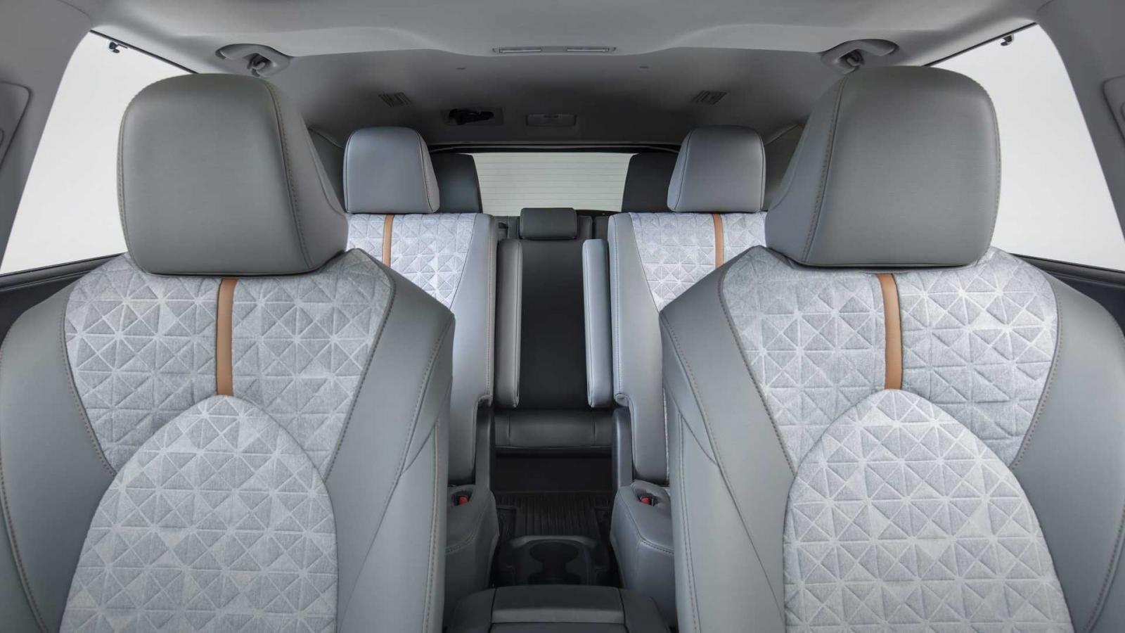 Toyota Highlander 2022 Bronze Edition thiết kế đẹp nhãn.