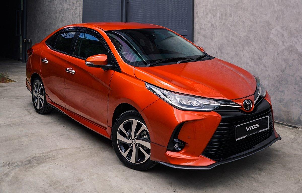 Toyota hi vọng sẽ lấy lại ngôi vương trong quý 2/2021.