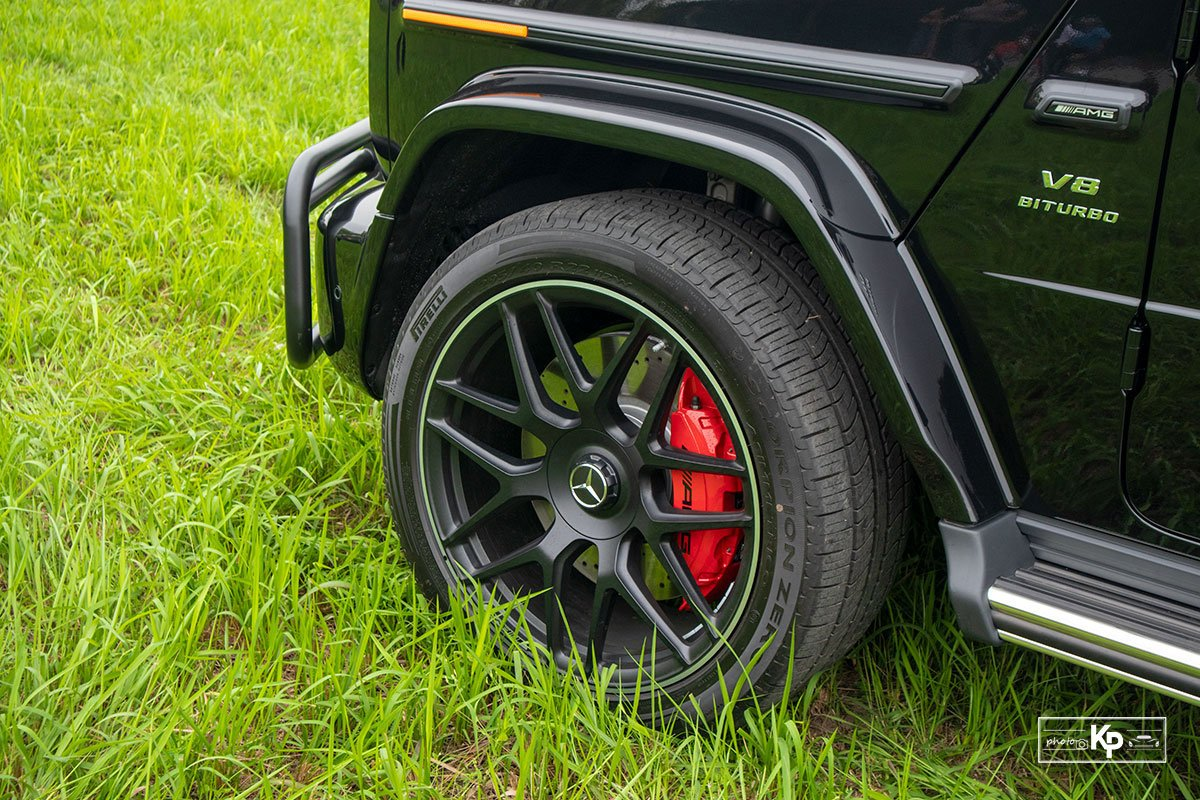 ảnh La-zăng xe Mercedes-AMG G63 2021