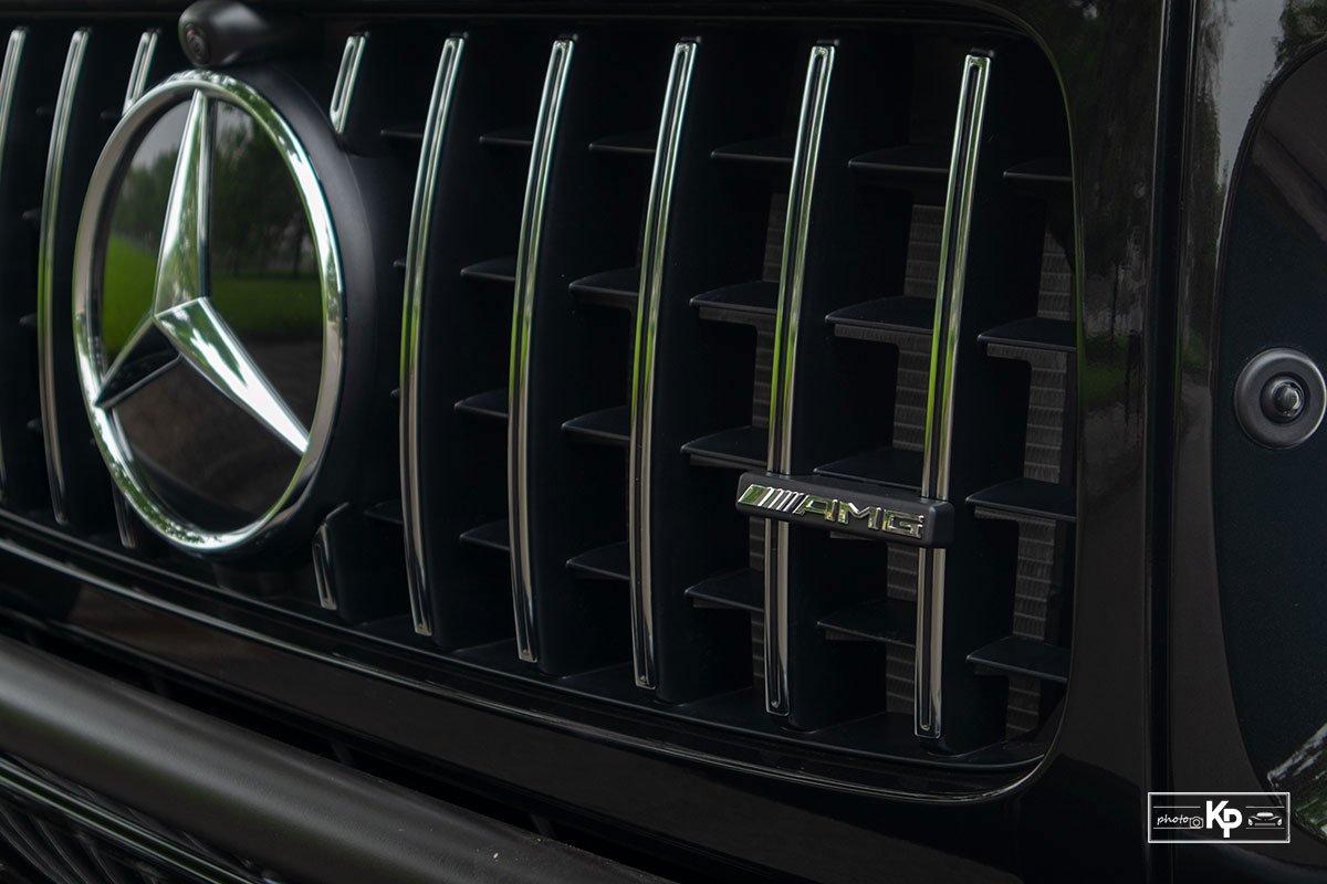 ảnh Logo xe Mercedes-AMG G63 2021
