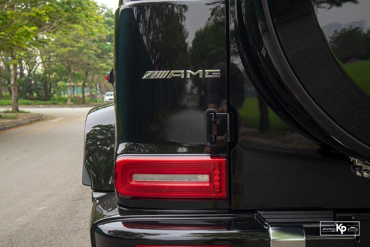 ảnh Đèn pha xe Mercedes-AMG G63 2021