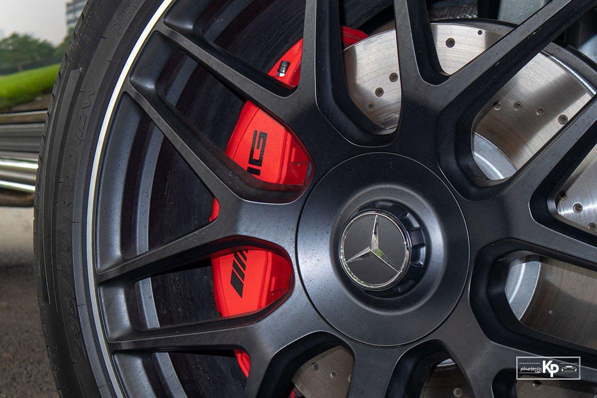 ảnh Cùm phanh xe Mercedes-AMG G63 2021