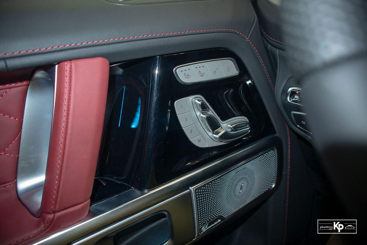 ảnh Táp-li xe Mercedes-AMG G63 2021
