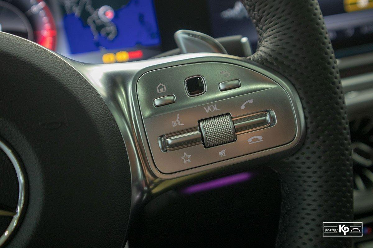 ảnh Nút bấm  xe Mercedes-AMG G63 2021 a1