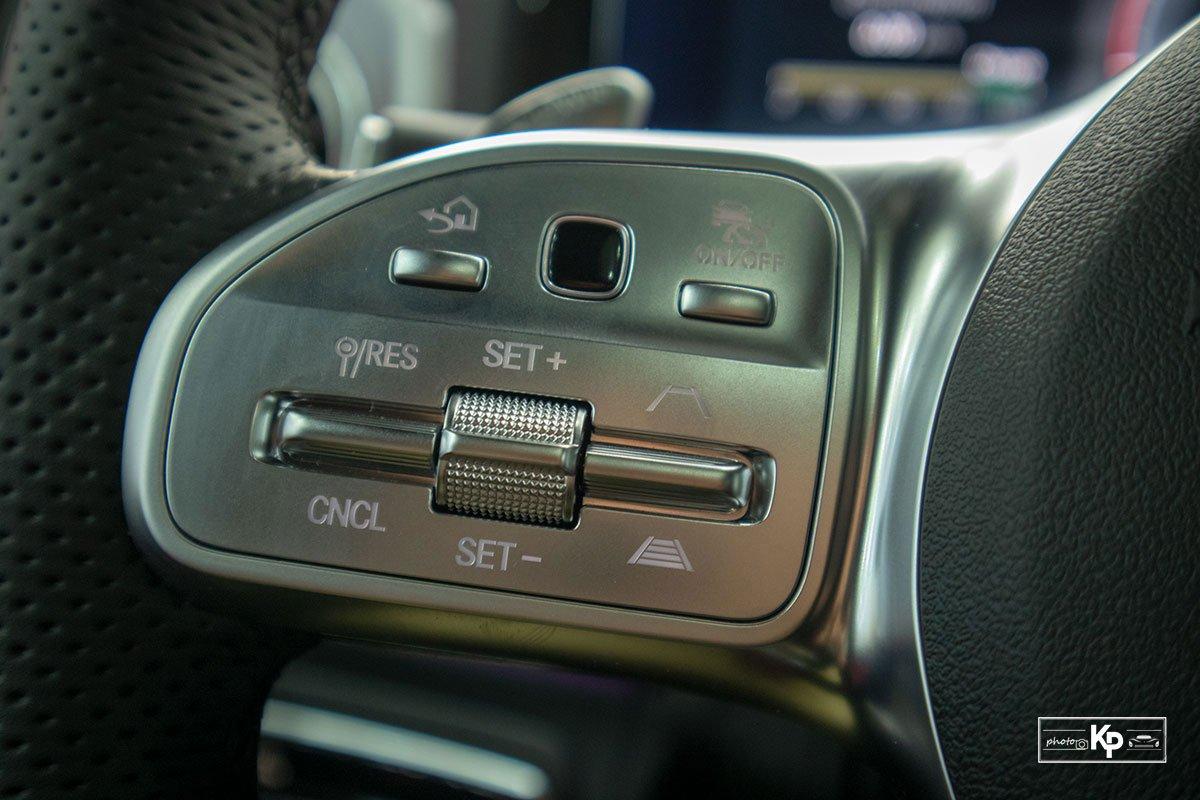 ảnh Nút bấm xe Mercedes-AMG G63 2021