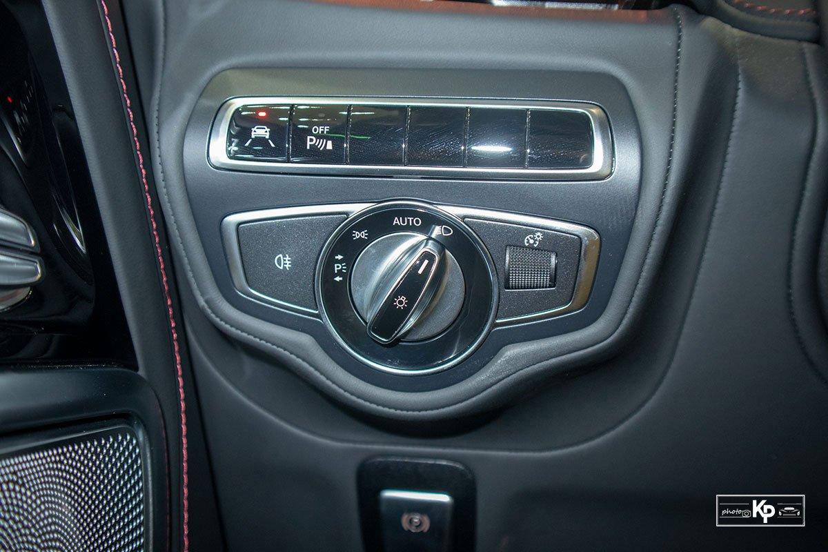 ảnh Chỉnh đèn xe Mercedes-AMG G63 2021