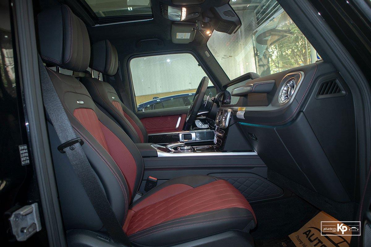 ảnh Ghế phụ xe Mercedes-AMG G63 2021 a1