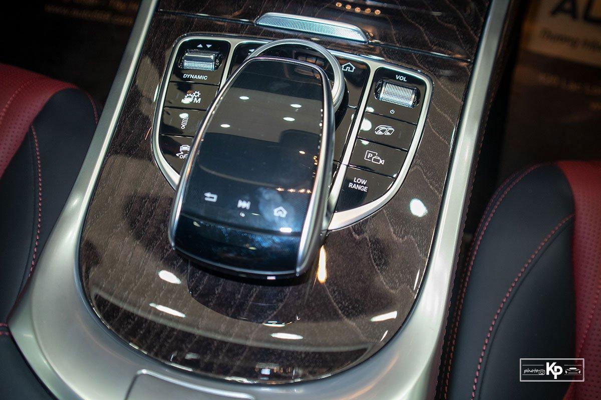 ảnh Điều khiển xe Mercedes-AMG G63 2021