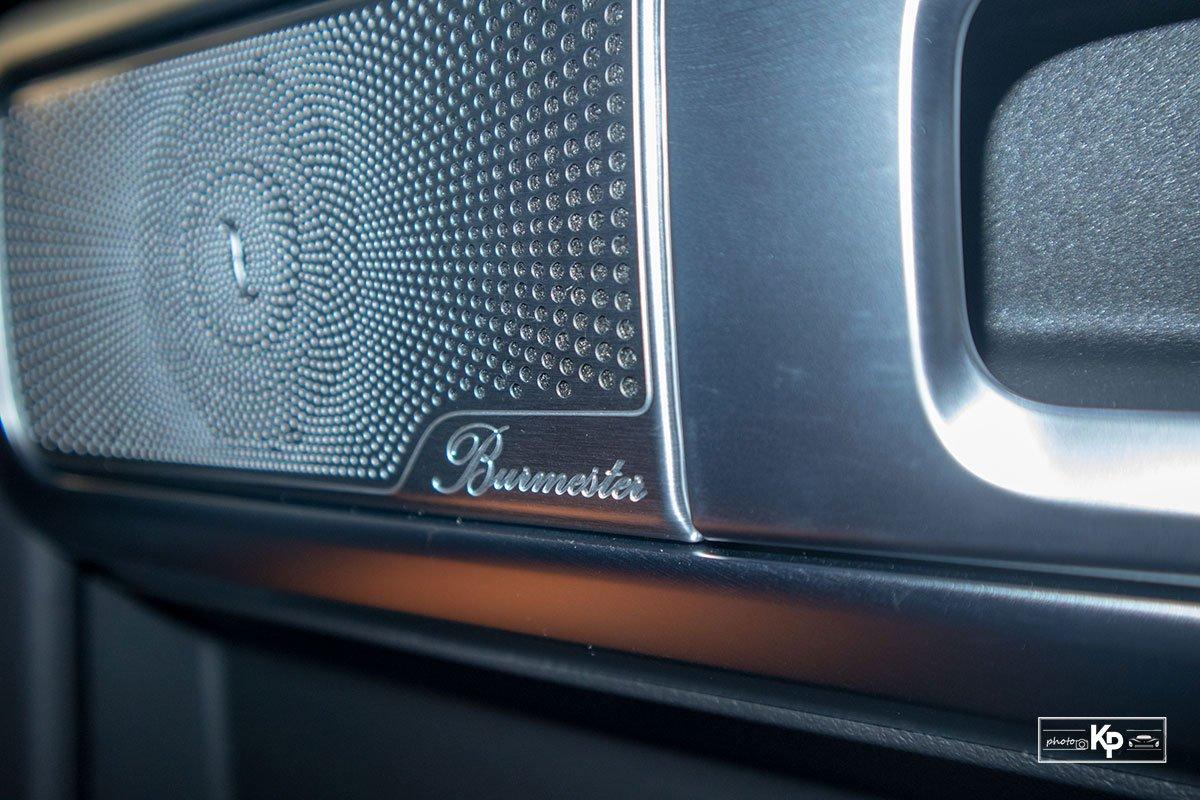 ảnh Loa xe Mercedes-AMG G63 2021
