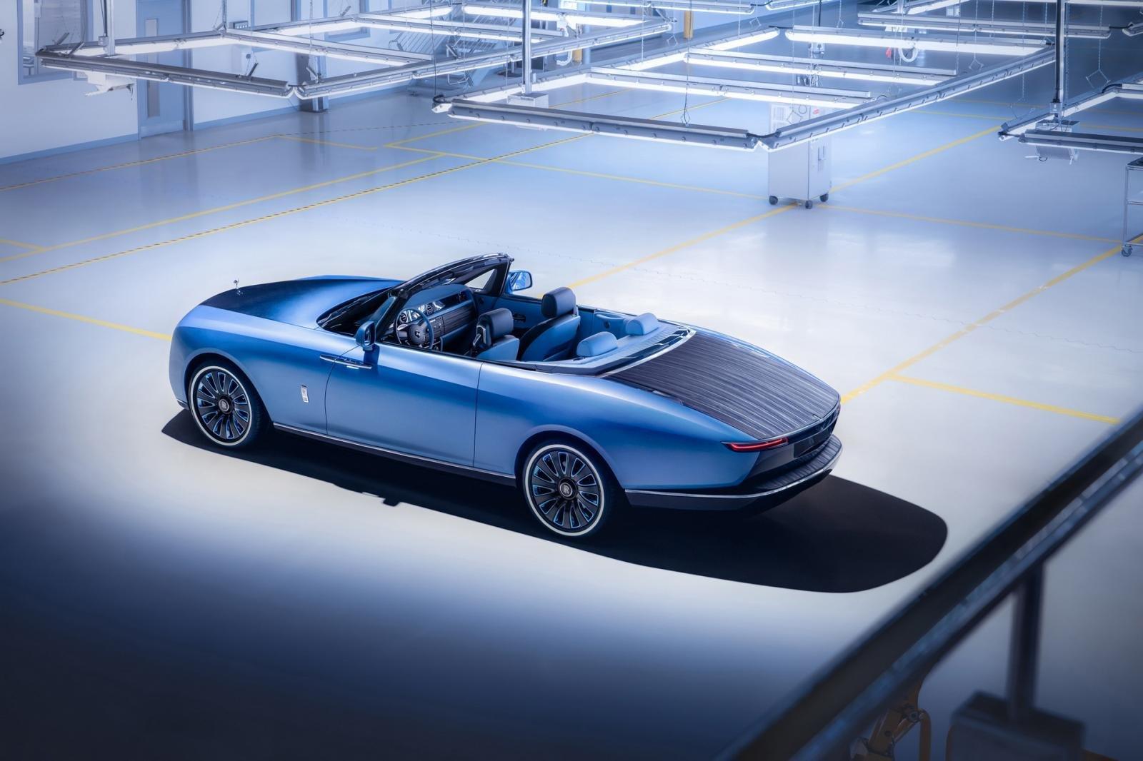 Rolls-Royce 'Boat Tail' trị giá 28 triệu USD - Ảnh 1.