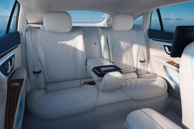 Mercedes-Benz EQS đảm bảo mang đến trải nghiệm người dùng tuyệt đỉnh.