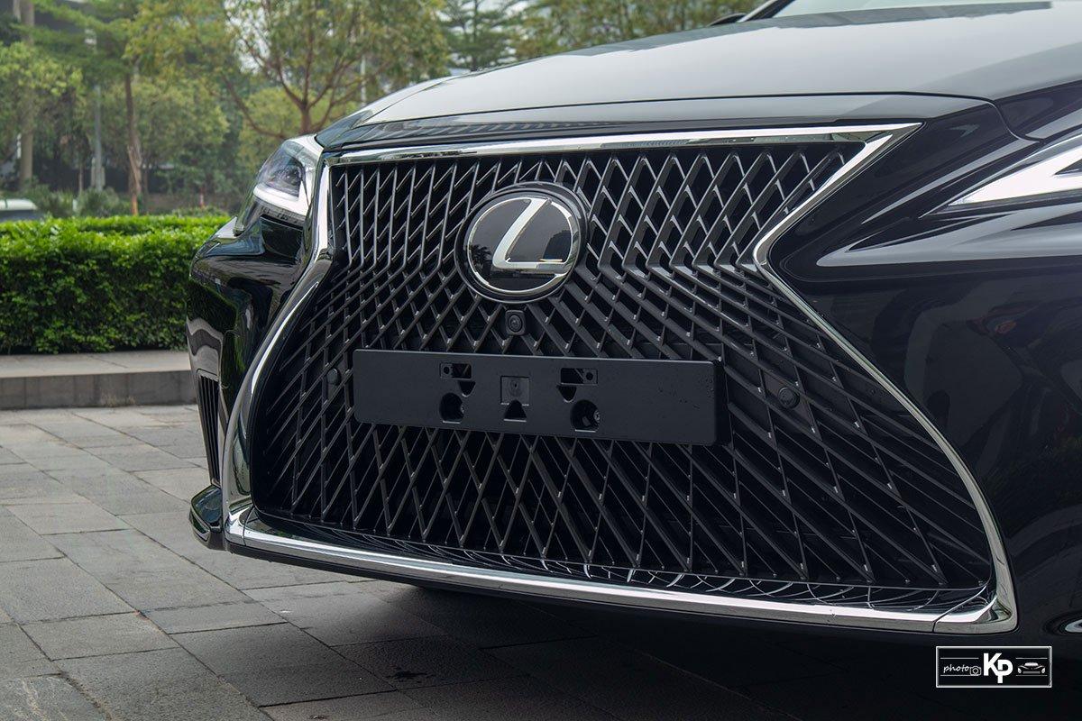Ngoại thất Lexus LS 2021 mới nhất
