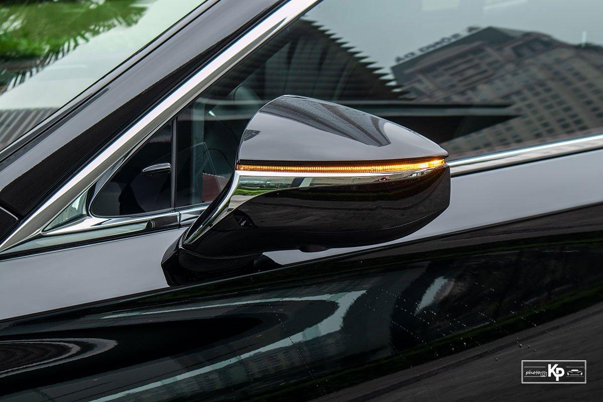 Ngoại thất Lexus LS 2021 mới nhất5.