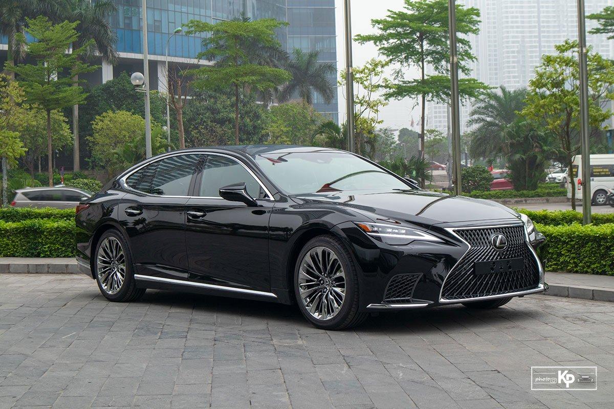 Giá xe Lexus LS 2021 mới nhất