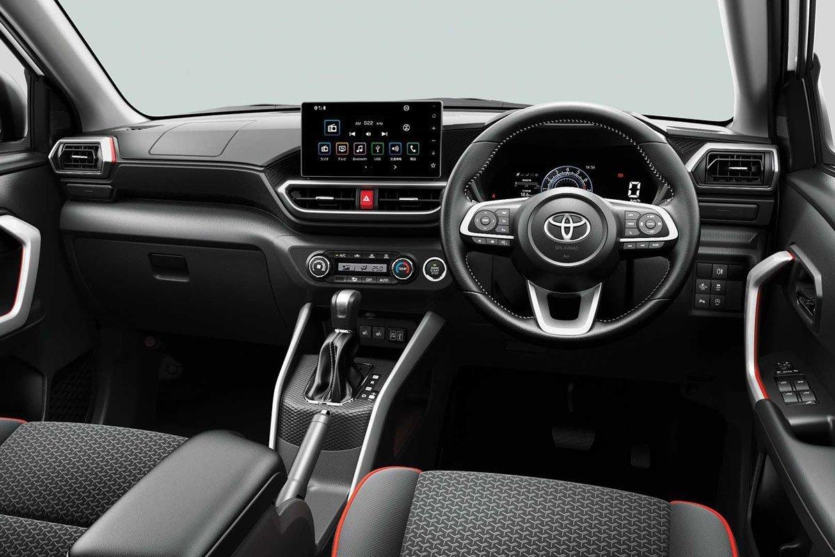 """Đã đăng ký bảo hộ, ngày Toyota Raize 2021 ra mắt Việt Nam không còn xa, """"phủ đầu"""" Kia Sonet a3"""