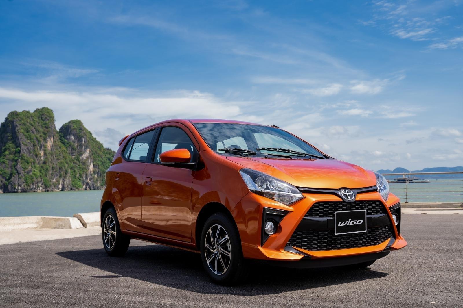 Toyota tung ưu đãi khủng cho Wigo phiên bản mới lên đến 20 triệu đồng. (Ảnh: Toyota Việt Nam)