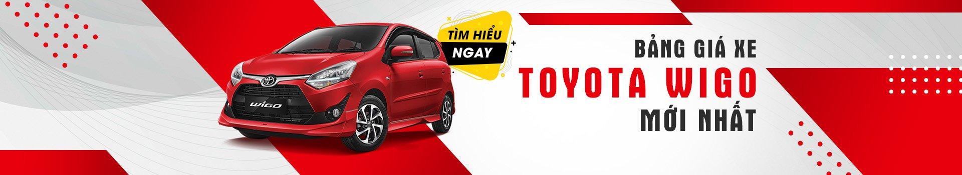 Bang gia xe _ Toyota Wigo_2021