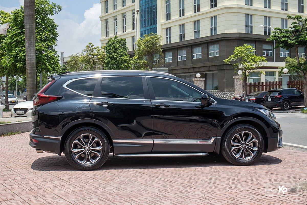 Người dùng đánh giá xe Honda CR-V 2021 a10
