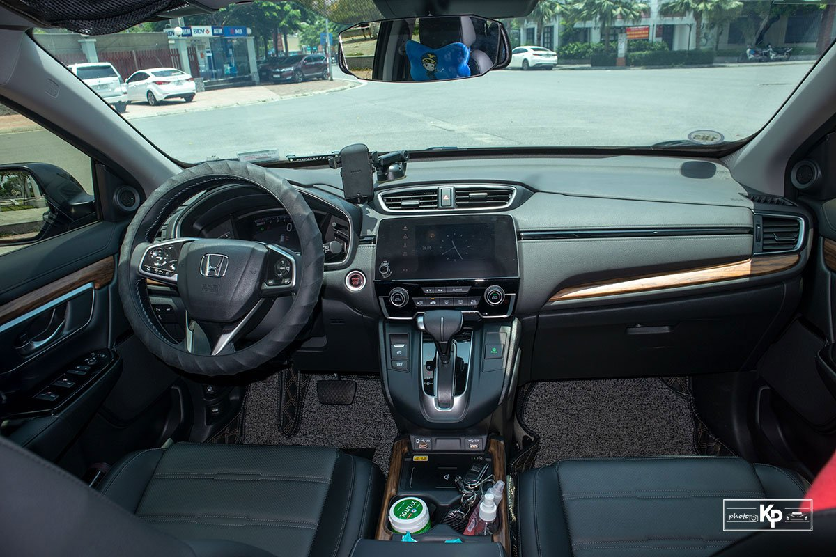 Người dùng đánh giá xe Honda CR-V 2021 a11