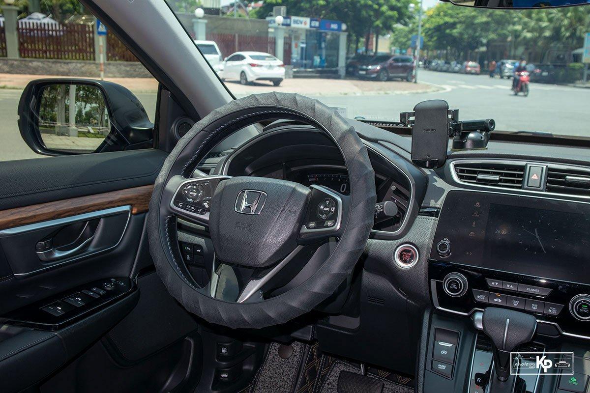 Người dùng đánh giá xe Honda CR-V 2021 a15