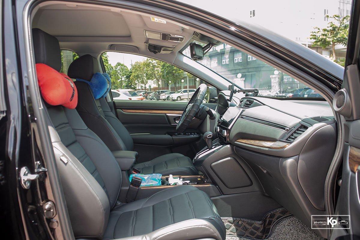Người dùng đánh giá xe Honda CR-V 2021 a13