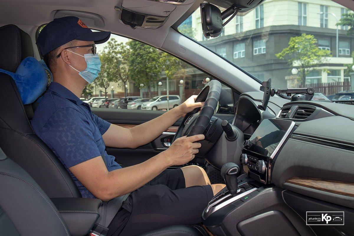 Người dùng đánh giá xe Honda CR-V 2021 a4
