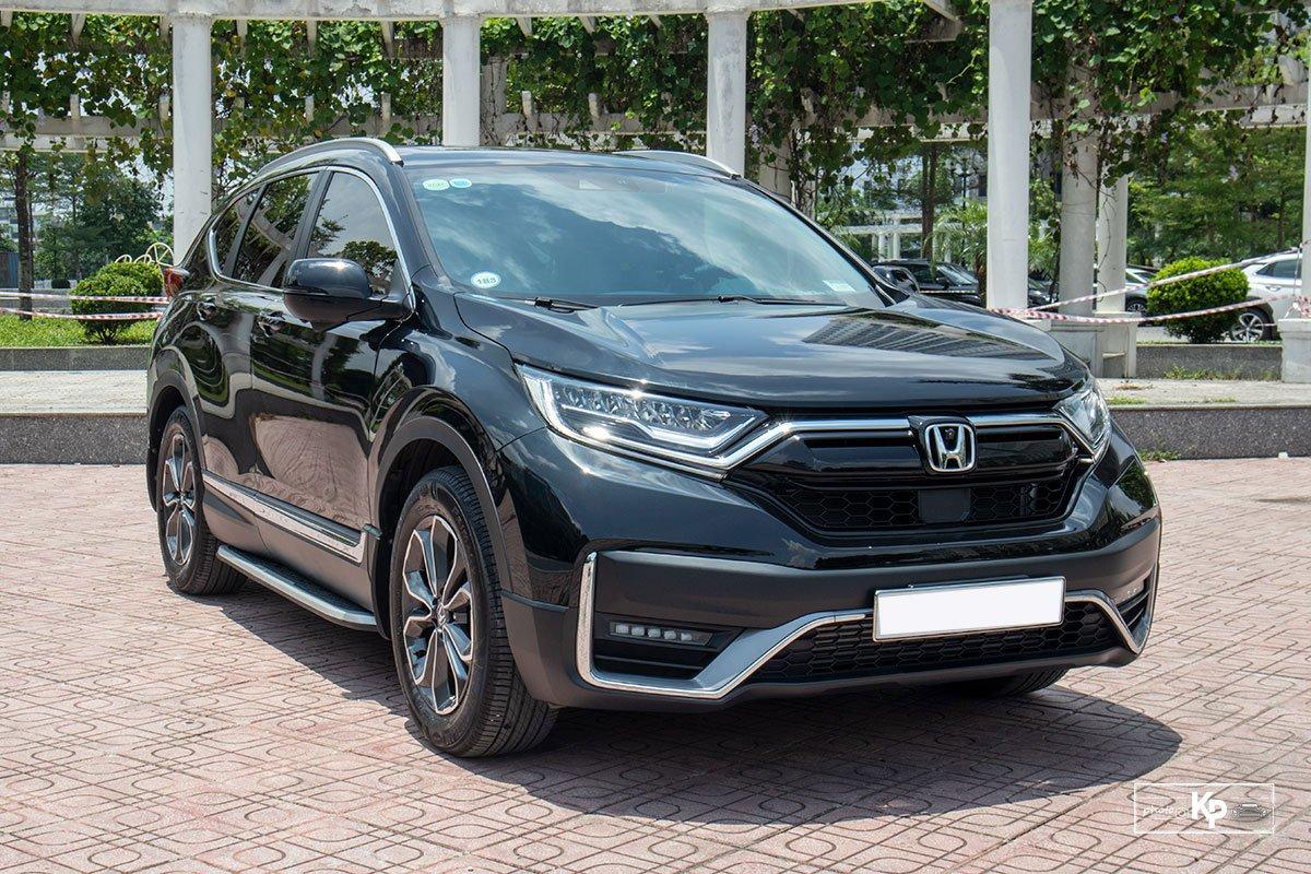 Người dùng đánh giá xe Honda CR-V 2021 a1