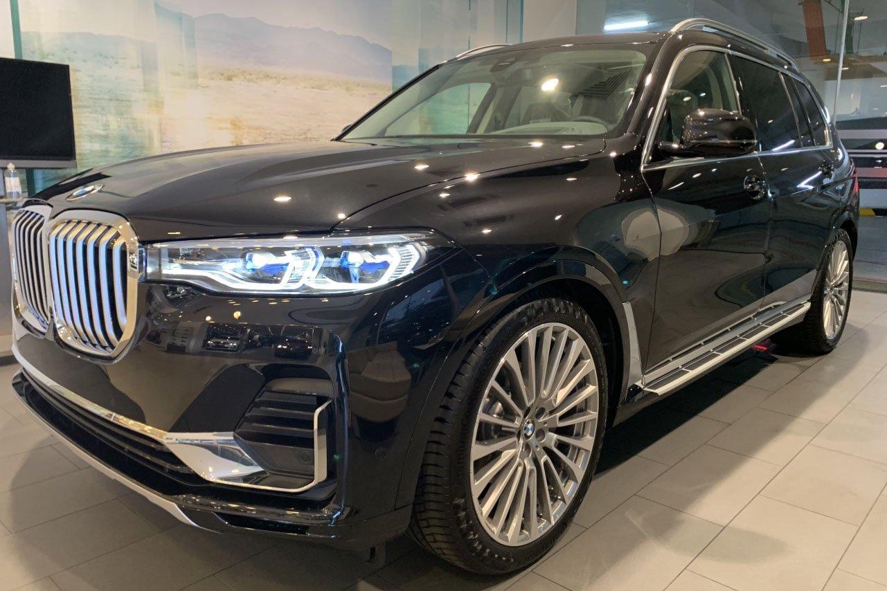 động cơ BMW X7 2021