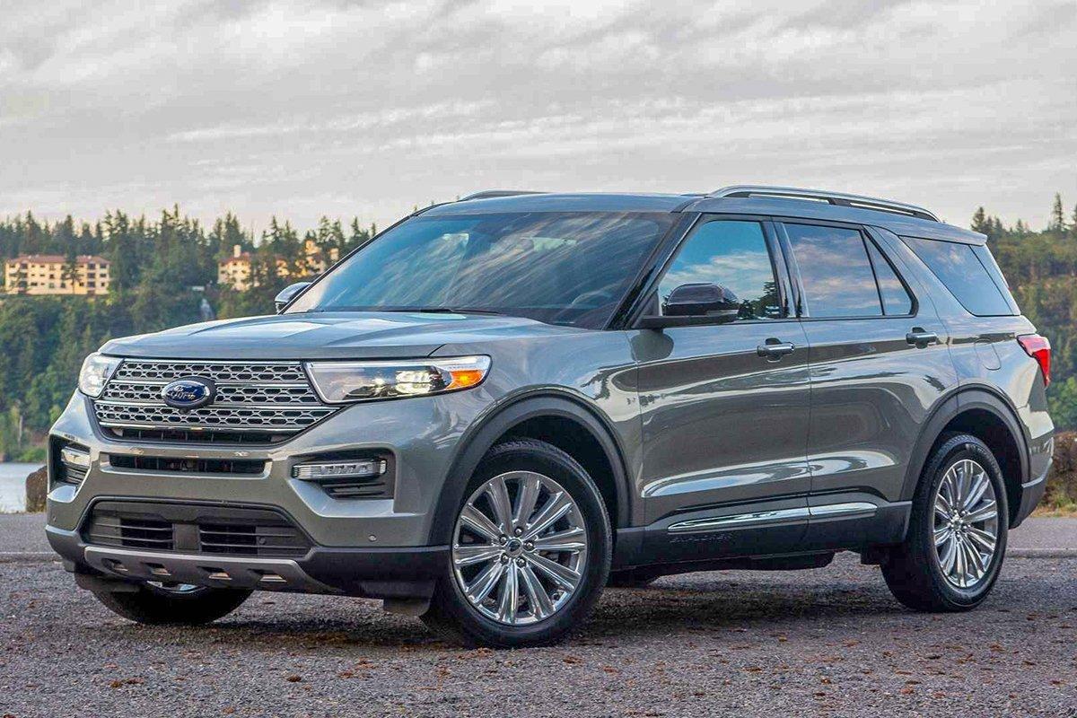 Lộ thông số Ford Explorer thế hệ mới sắp bán ở Việt Nam: Hai phiên bản, có gói an toàn cao cấp, giá dự kiến hơn 2,2 tỷ đồng