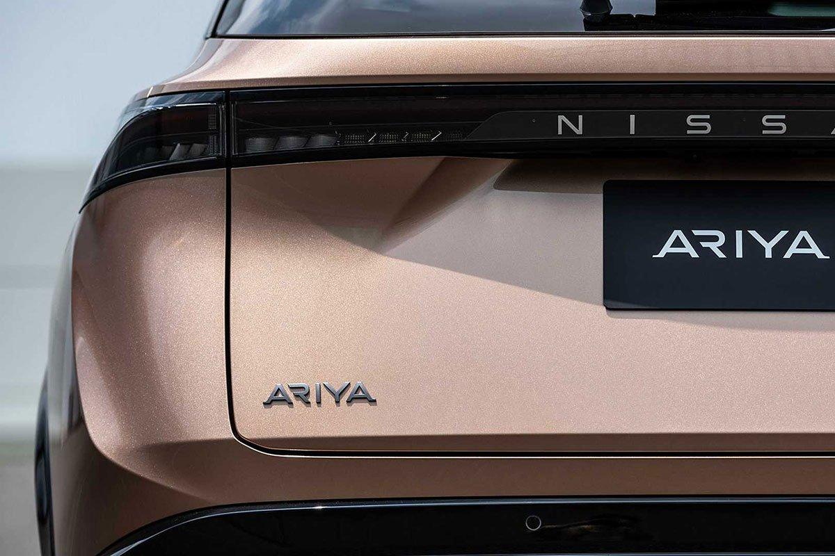 Ảnh Đèn hậu xe Nissan Ariya 2021