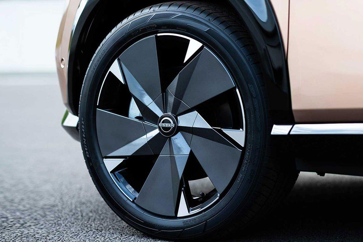 Ảnh La-zăng xe Nissan Ariya 2021
