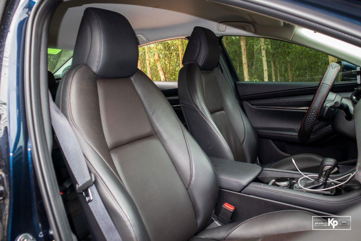 Ưu nhược điểm Mazda 3 2021: Đâu là lý do bị Kia Cerato vượt mặt? a6