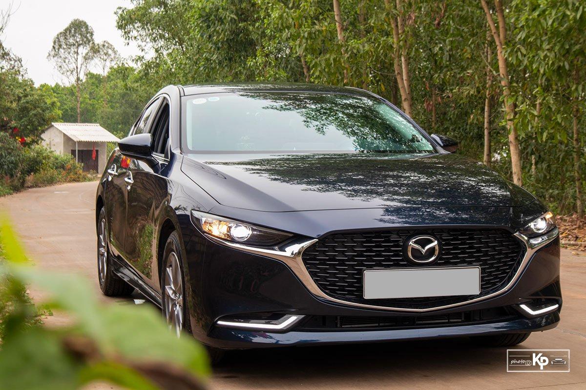 Ưu nhược điểm Mazda 3 2021: Đâu là lý do bị Kia Cerato vượt mặt? a1