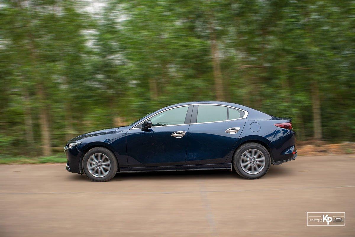 Ưu nhược điểm Mazda 3 2021: Đâu là lý do bị Kia Cerato vượt mặt? a8