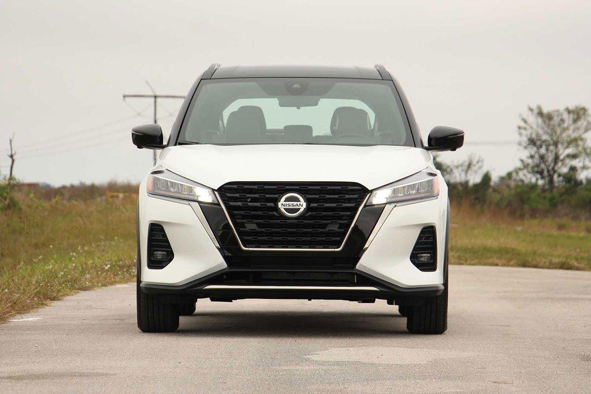 ảnh Đầu xe Nissan Kicks 2021