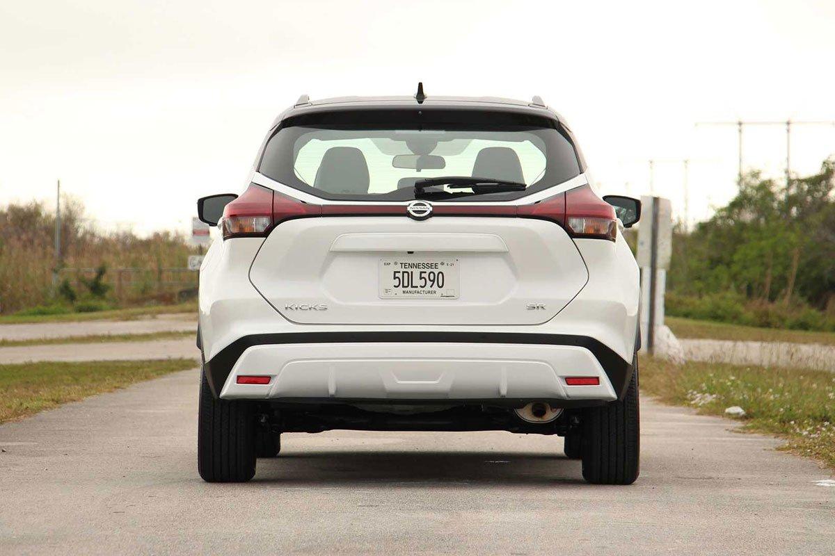 ảnh Đuôi xe Nissan Kicks 2021