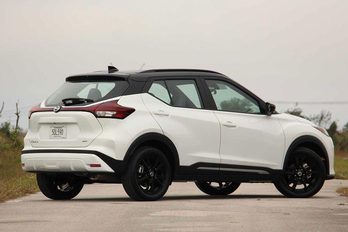ảnh Tổng quát xe Nissan Kicks 2021