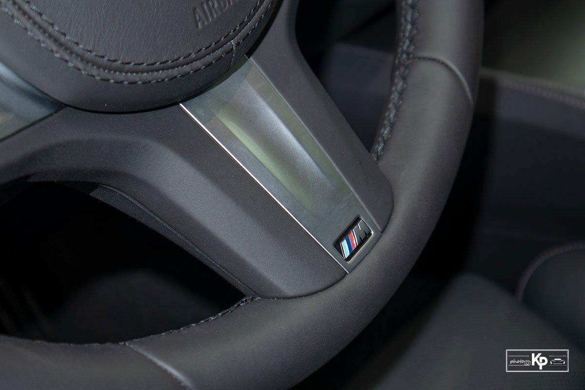 Ảnh thực tế BMW 530i M-Sport 2021 tại đại lý Việt Nam, giá gần 3,3 tỷ đồng a17