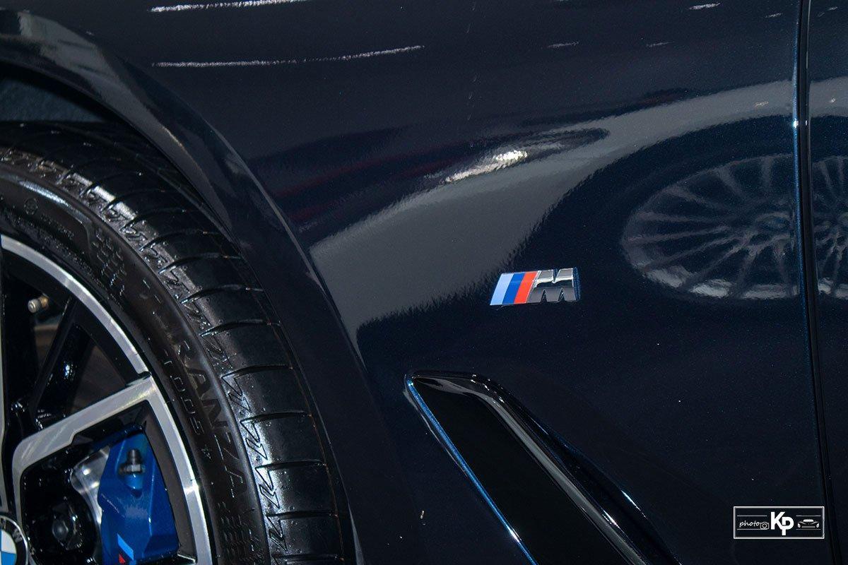 Ảnh thực tế BMW 530i M-Sport 2021 tại đại lý Việt Nam, giá gần 3,3 tỷ đồng a9