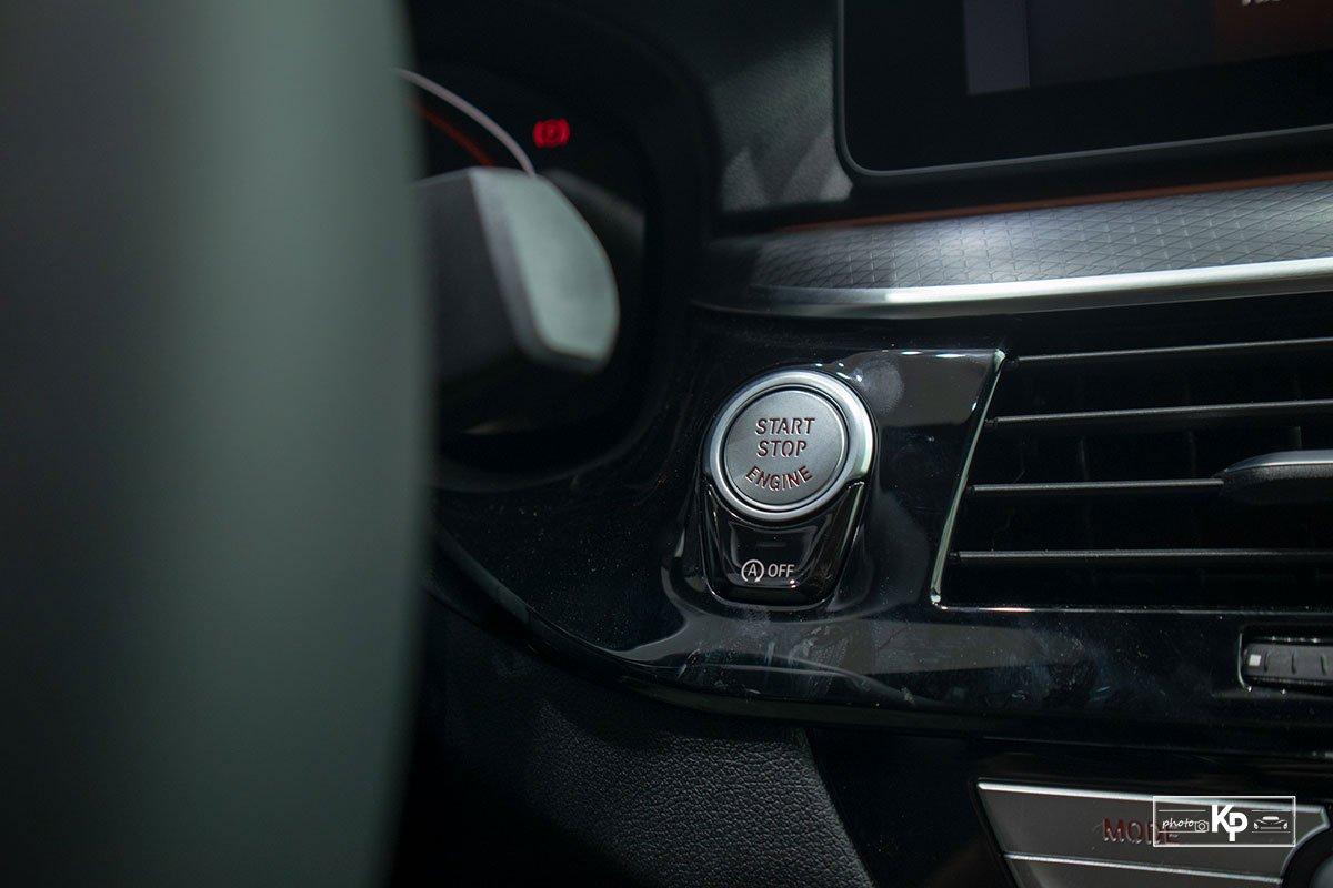 Ảnh thực tế BMW 530i M-Sport 2021 tại đại lý Việt Nam, giá gần 3,3 tỷ đồng a25