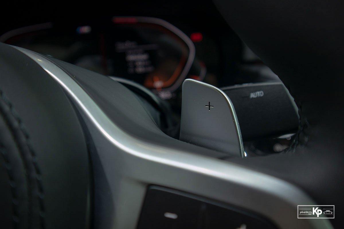 Ảnh thực tế BMW 530i M-Sport 2021 tại đại lý Việt Nam, giá gần 3,3 tỷ đồng a18