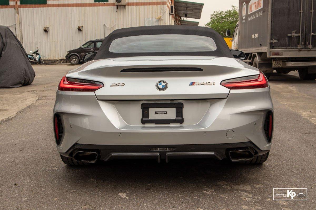 Cận cảnh BMW Z4 M40i 2021 độc nhất Việt Nam a13