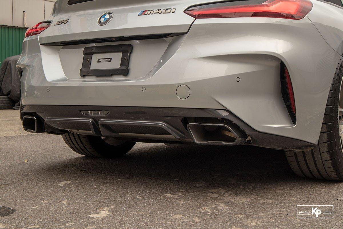 Cận cảnh BMW Z4 M40i 2021 độc nhất Việt Nam a16