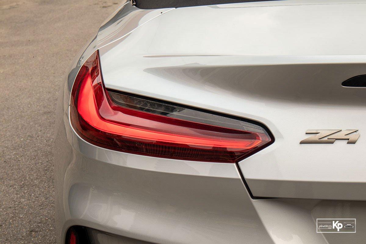 Cận cảnh BMW Z4 M40i 2021 độc nhất Việt Nam a41