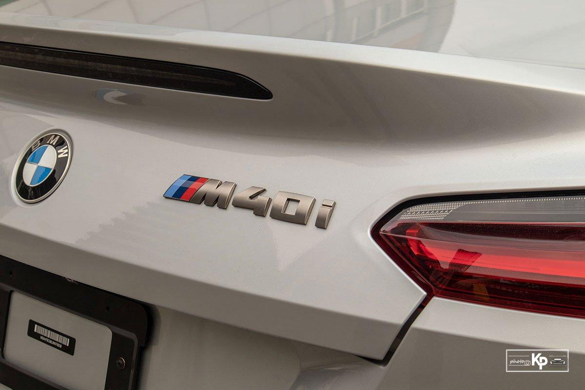Cận cảnh BMW Z4 M40i 2021 độc nhất Việt Nam a15