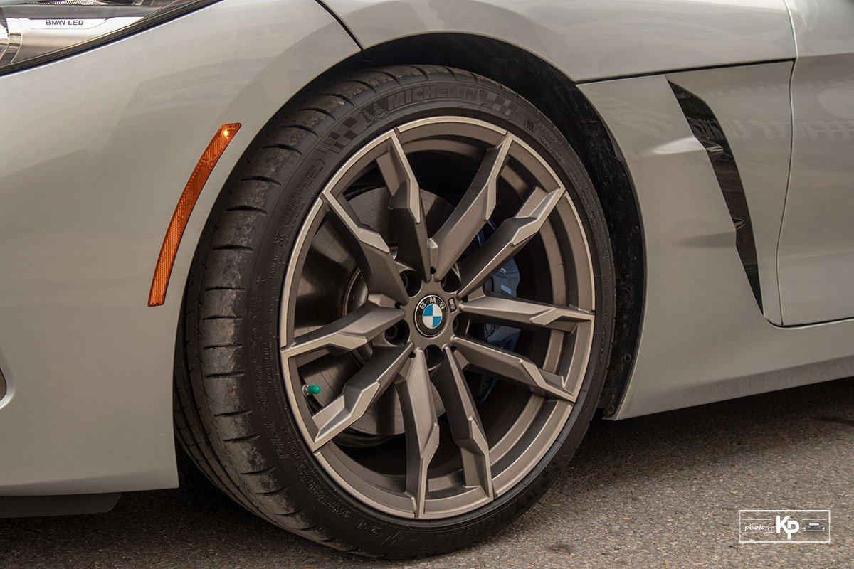 Cận cảnh BMW Z4 M40i 2021 độc nhất Việt Nam a10