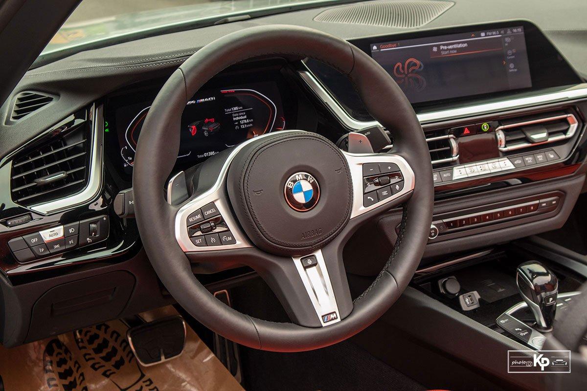 Cận cảnh BMW Z4 M40i 2021 độc nhất Việt Nam a21