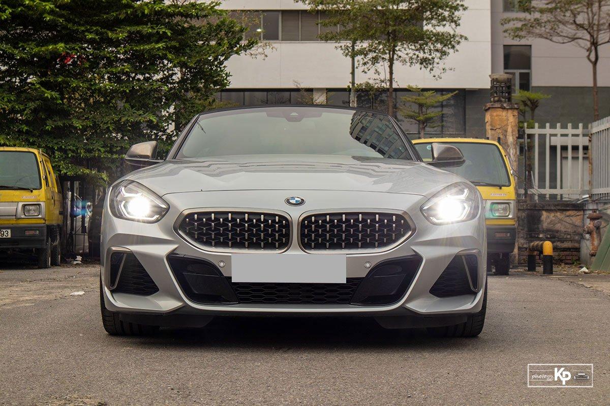 Cận cảnh BMW Z4 M40i 2021 độc nhất Việt Nam a5