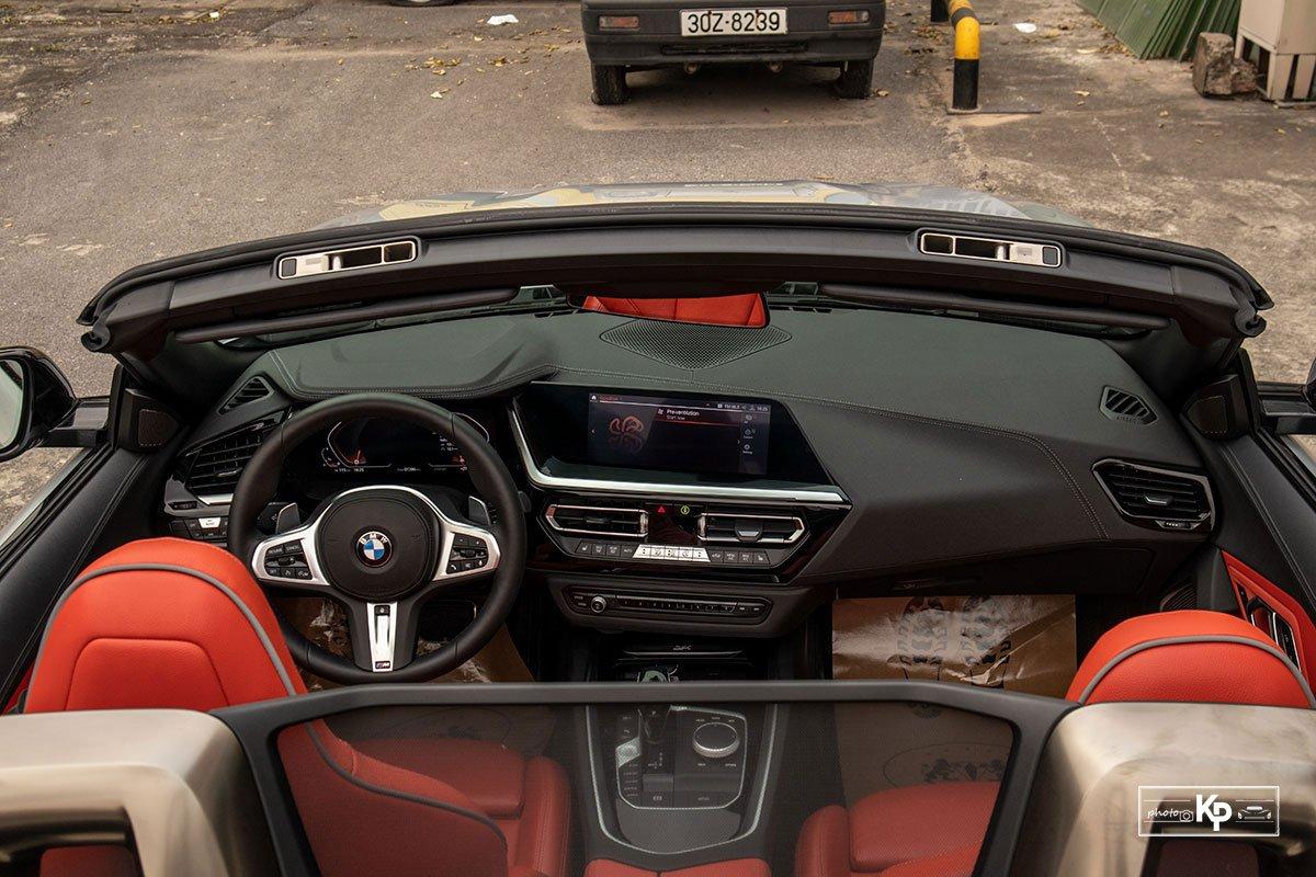 Cận cảnh BMW Z4 M40i 2021 độc nhất Việt Nam a18