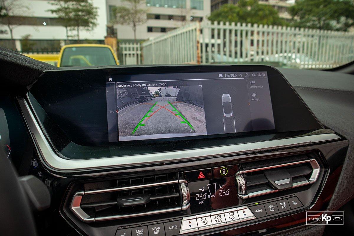 Cận cảnh BMW Z4 M40i 2021 độc nhất Việt Nam a25